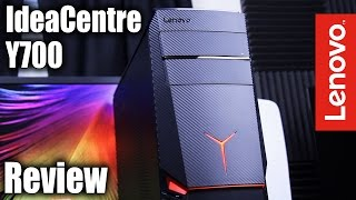 """Lenovo releases their all new Gaming Desktop line including the new IdeaCentre Y700 pictured here and also the Y900. This review has the model that includes the i5 6400 Intel CPU and the Nvidia GeForce GTX 960.Purchase: http://amzn.to/1JrrXdXOr the Y900... - http://amzn.to/1PdrHMfPlaylist for Y700 with gameplay - https://goo.gl/vCu0jh★ 100 likes for the Fated Army? Join @ ► http://goo.gl/Vk1aMNSpecs:Intel i5 6400 CPU Not 6500 (Online info is wrong)8GB DDR4 RAM120GB Samsung SSD1TB+8GB Seagate SSHDNvidia GTX 960 2GBModel #: 90DG0006USGaming Rig: http://amzn.to/1RQwSXXMy Editing Rig: http://amzn.to/1S2qGsxAudio Setup: http://amzn.to/1Vj92q6Song #1Waysons - Daydream [NCS Release]https://www.youtube.com/watch?v=ZynbJWCjJxghttps://soundcloud.com/waysons/waysons-daydream-giveawaySong #2Malik Bash - Apollo [NCS Release]https://www.youtube.com/watch?v=tDOffPd81YIhttps://soundcloud.com/malik-bash- - - - - - - - - - - - - - - - - - - - - - - - - - - - - - - - - - - - - -*Connect*Twitter: https://twitter.com/FatedCbGoogle+: http://goo.gl/ZbML3rFacebook: https://www.facebook.com/FatedCbSteam Group: http://steamcommunity.com/groups/FatedArmyGoogle+ Community: http://goo.gl/yEumfo★★★★★★★★★★★★★★★★★★★★★★★★★★★★★★★★►Support the channel by clicking """"Subscribe"""", """"Like"""" and """"Share""""AND►Click before adding an item to your cart: ► http://amzn.to/223hXg8   ★US★► http://amzn.to/223hr1I       ★CA★► http://amzn.to/1U3QdXm    ★UK★★★★★★★★★★★★★★★★★★★★★★★★★★★★★★★★★- - - - - - - - - - - - - - - - - - - - - - - - - - - - - - - - - - - - - - - Please tell your thoughts in the comments below.- - - - - - - - - - - - - - - - - - - - - - - - - - - - - - - - - - - - - - -"""