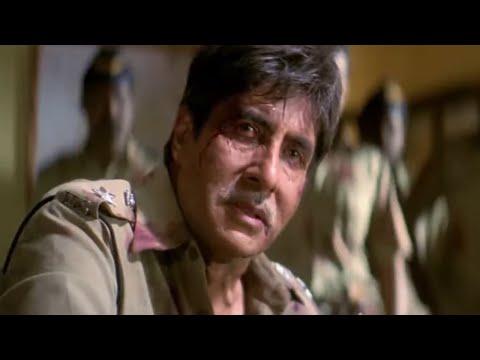 Amitabh Bachchan Explain Duty of an Police Officer - Khakee Movie - Superhit Bollywood Scene