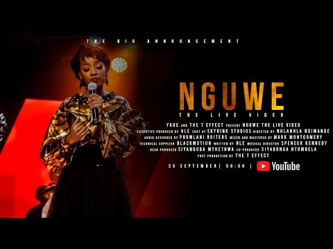 HLE - Nguwe (Official Live Video)