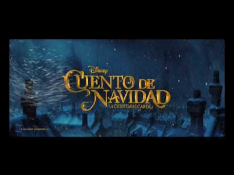 Disney España   Teaser Trailer Cuento de Navidad