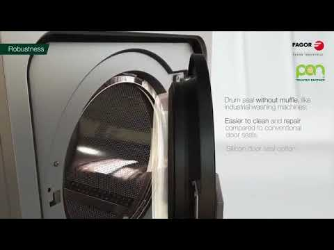 máy giặt công nghiệp fagor compact series