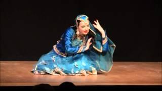 Mash Mash Allah- Persian Classical (Qajar) Dance By Apsaraرقص ایرانی قاجاری