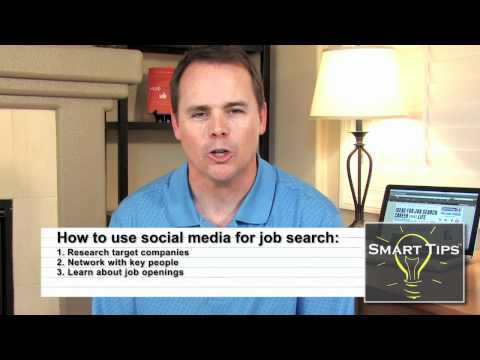 Smart Tips – How To Use Social Media For Job Search by Tim Tyrell-Smith