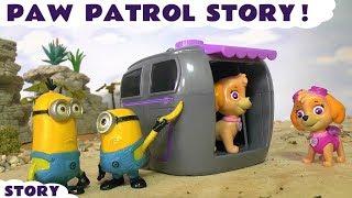Paw Patrol Prank