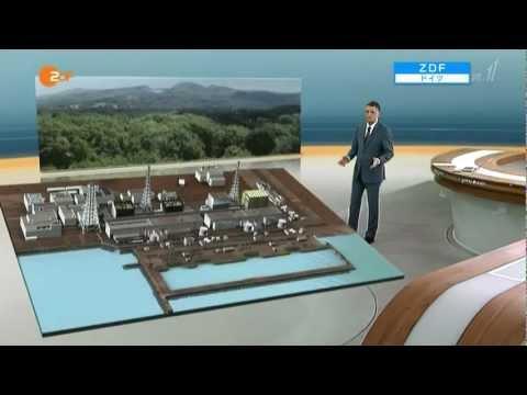4号機燃料プールが崩壊すれば日本の終わりを意味する (ZDF)
