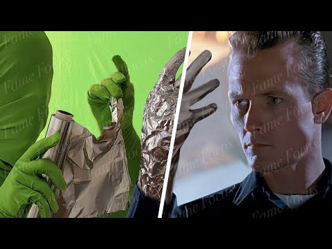 VFX From 90's Movies That Still Hold Up In 2021!