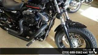 7. 2011 Harley-Davidson Sportster® Forty-Eight™  - East C...