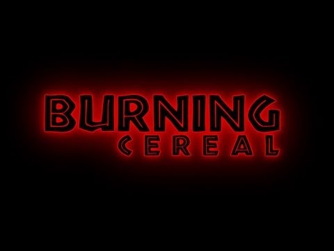 Burning Cereal Cooking Show
