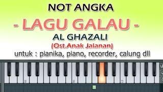 Video NOT ANGKA   LAGU GALAU   AL GHAZALI   by denny ranch MP3, 3GP, MP4, WEBM, AVI, FLV April 2018