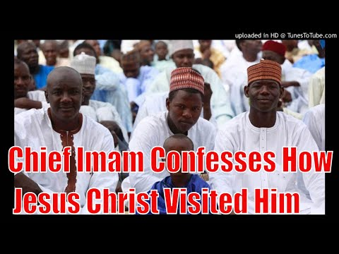 Amazing!!! How Jesus Visited A Daura Mosque: Confessions Of A Nigerian Fulani Muslim Cleric