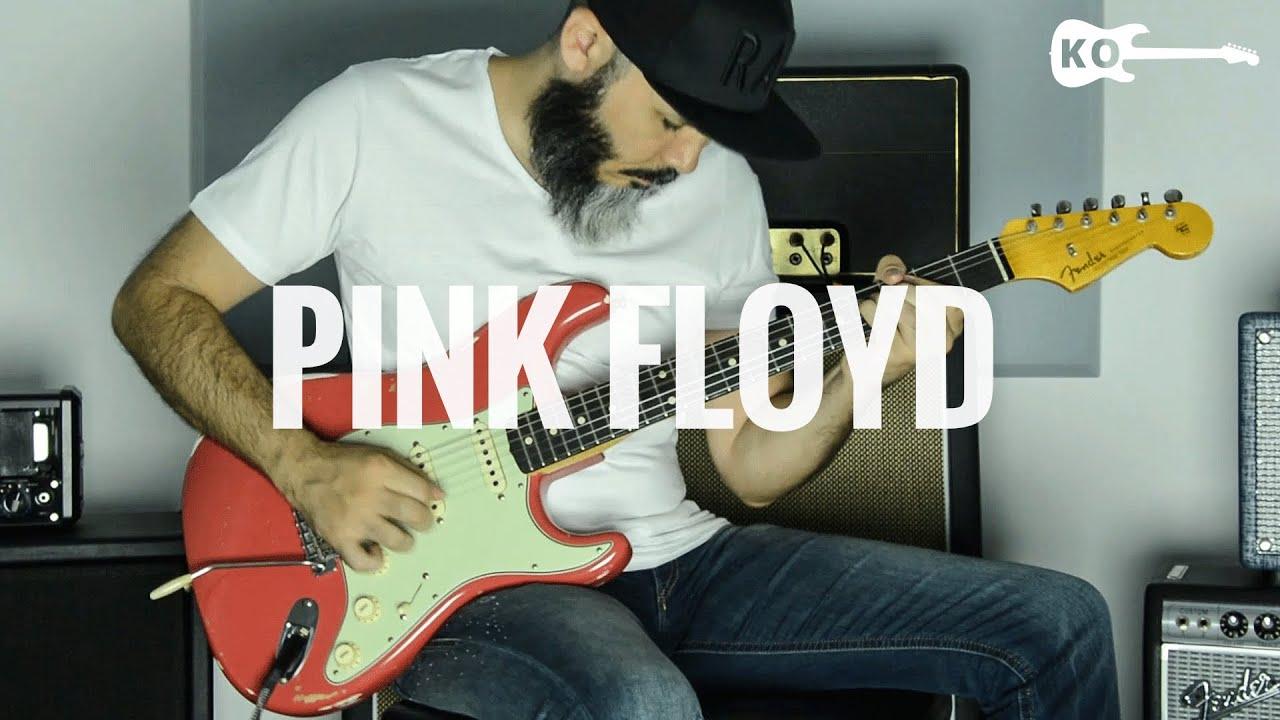 Pink Floyd – Time – Electric Guitar Cover by Kfir Ochaion