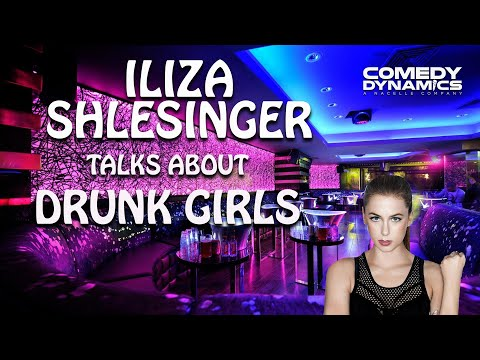 Iliza Shlesinger – Girls Getting Drunk (Stand up Comedy)