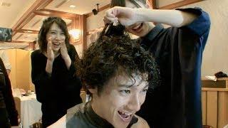 山田裕貴が坊主になった瞬間をとらえた映像が解禁!/映画『あの頃、君を追いかけた』メイキング映像