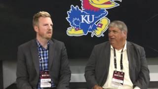 KUSports.com's Benton Smith and Tom Keegan talk about Kansas football players (Hakeem Adeniji, Dorance Armstrong, Joe...