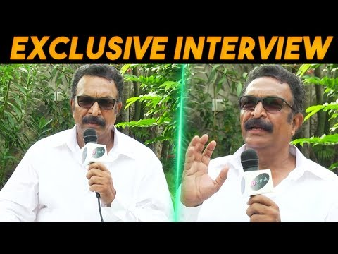 Video Exclusive Interview with Actor Nassar - I don't know any other language other than tamil download in MP3, 3GP, MP4, WEBM, AVI, FLV January 2017