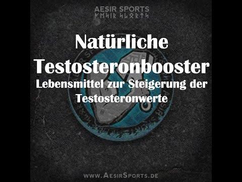 [Video] Natürliche Testosteronbooster: Lebensmittel zur Steigerung der Testosteronsynthese