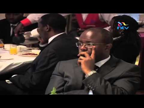 NTV coverage of Financial Diaries findings