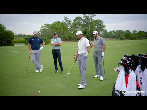How Tiger Woods Hits a Wedge Shot | TaylorMade Golf