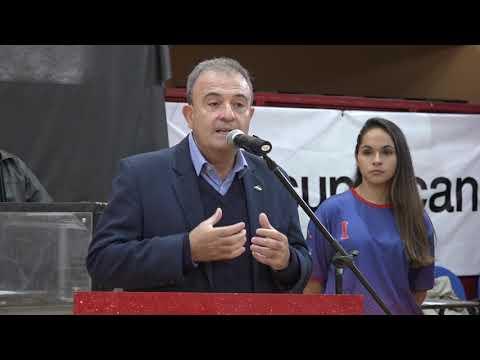 Vicegobernador Pedro Pesatti: 50 años del INSTITUTO DE EDUCACIÓN FÍSICA