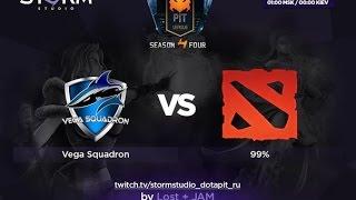 Vega vs 99%, game 1
