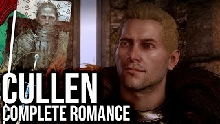 Cullen - Complete Romance (Dragon Age: Inquisition) with Cyn Trevelyan