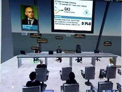 Global Knowledge III -- Virtual Diplomacy Session -- part 5/6