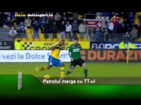Petrolul merge cu TT-ul