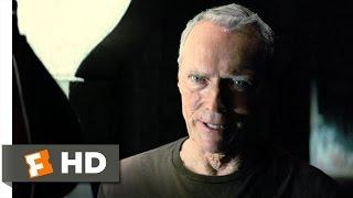 Bel accord de méthode entre Clint Eastwood et Hilary Swank dans Million Dollar Baby (en anglais, très facile)