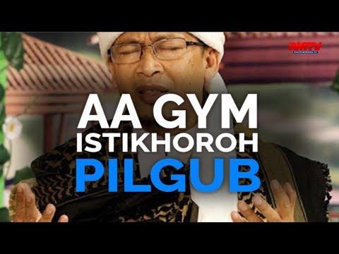 Aa Gym Istikhoroh Pilgub
