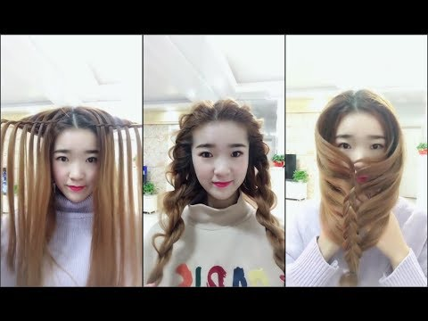 Top 30  amazing hairstyles ♥️ Hairstyles Tutorials ♥️ Easy Beautiful Hairstyles Compilation Part 2