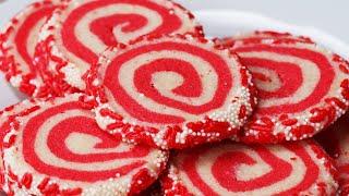 Sugar Swirl Cookies by Tasty