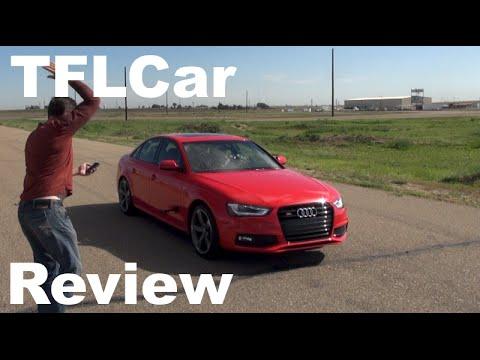 2014 Audi S4 Quattro 0-60 MPH Racetrack Review: Meet the TFL Record Lap Champ