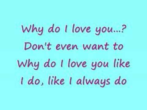 Westlife-Why Do I Love You (Lyrics)