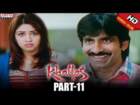 Video Khallas Hindi Movie Part 11/12 Raviteja, Richa Gangopadhay, Deeksha Seth download in MP3, 3GP, MP4, WEBM, AVI, FLV January 2017