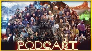 Game of Thrones: Discutiendo sobre todas las temporadas #Podcast 9