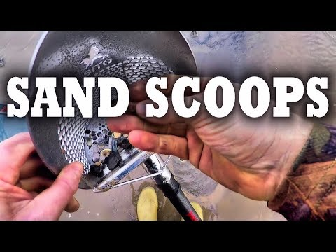 Which scoop shaft covering | beach metal detecting | sandscoop