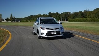 2014 Toyota Corolla First Drive | Consumer Reports
