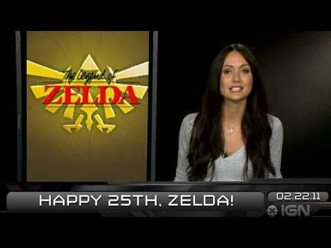 preview-Nintendo 3DS Launch Titles & Kinect for PC? - IGN Daily Fix, 2.22 (IGN)