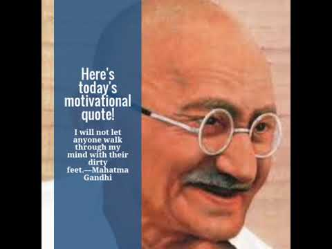 Brainy quotes - Here's today's motivational quote!