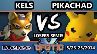 Weird pika question: why does the second back-air at 2:39 hit pikachu?