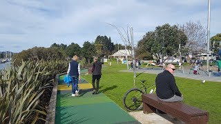 For the second time in just two years, a petition is calling on Whangarei District Council to fence the city's largest playground, the...