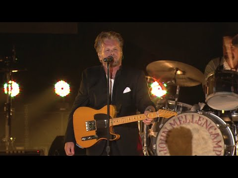 Video John Mellencamp - AT&T Playoff Playlist Live! 2016 (Full Show) HD download in MP3, 3GP, MP4, WEBM, AVI, FLV January 2017