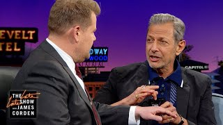 Jeff Goldblum Is Always Up for Explaining Chaos Theory