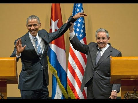 Obama s Handshake With Ra l Castro