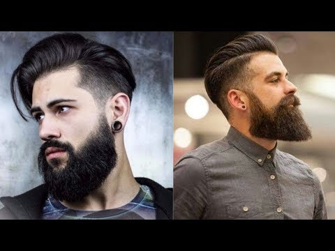Mens hairstyles - top 10 Attractive Beard Styles For Men 2019  Beard With Hairstyles For Men 2019