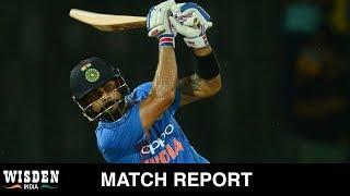 Kohli, Pandey script win