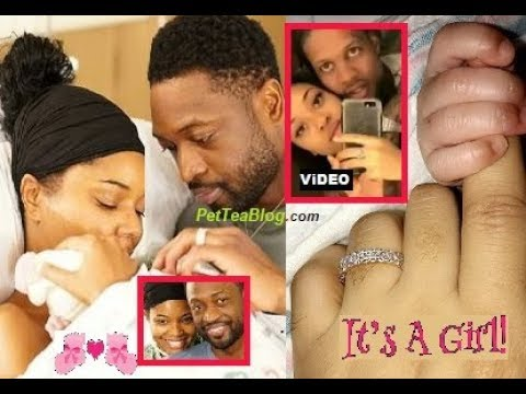 Gabrielle Union & Dwyane Wade BABY is Born, India Royale Gives Birth to Lil Durk Daughter 👶