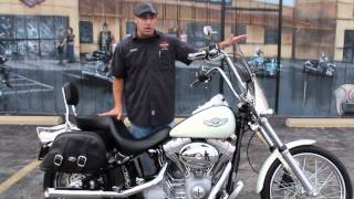 7. Pre-Owned 2003 Harley-Davidson Softail Standard