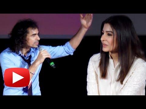 Anushka Sharma, Imtiaz ali Angry REACTION To Karan