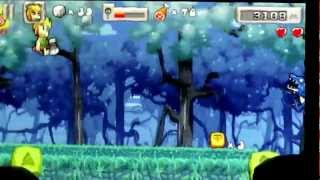 Caveman 2 YouTube video